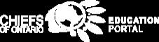 Education Portal | Chiefs of Ontario Logo